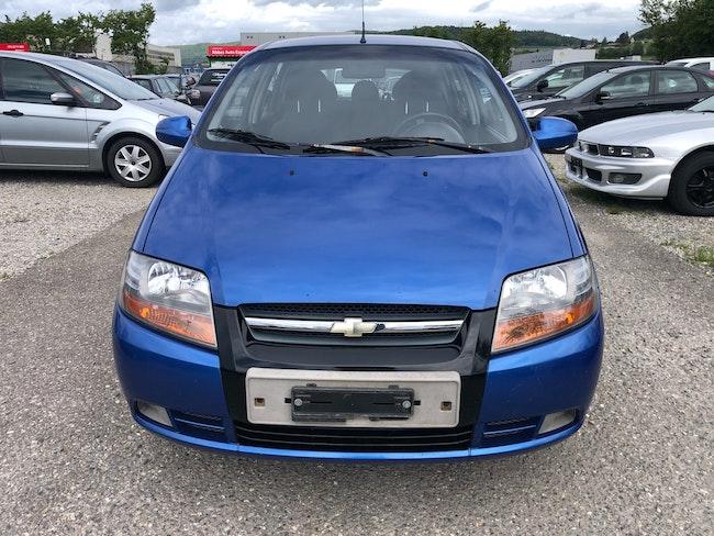 Chevrolet Kalos 1.2 SE a/c 132'000 km 1'500 CHF - acheter sur carforyou.ch - 1