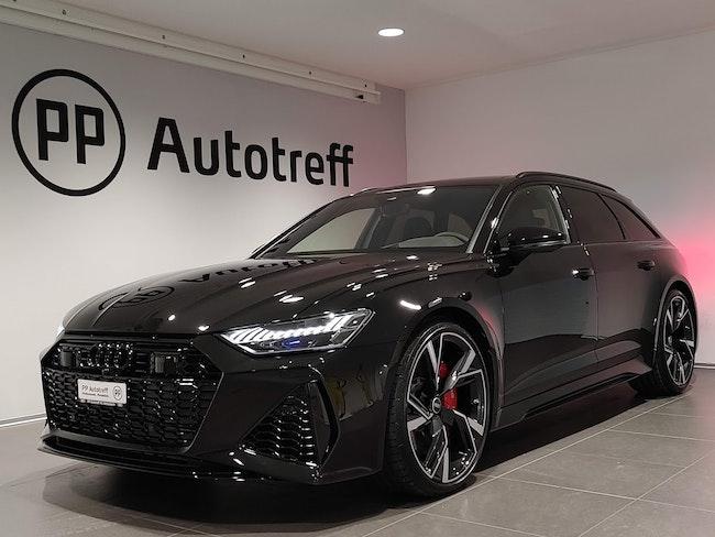 Audi RS6 Avant 4.0 TFSI V8 quattro 20 km 159'720 CHF - kaufen auf carforyou.ch - 1