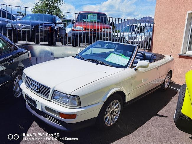 Audi Cabriolet 2.6 E 179'999 km 4'500 CHF - acheter sur carforyou.ch - 1