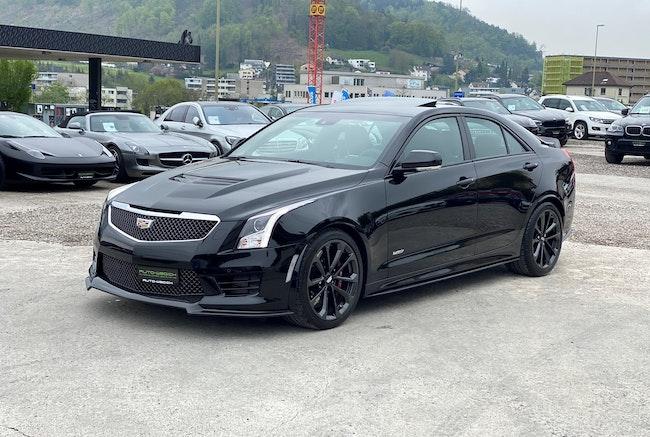 Cadillac ATS -V Sedan 3.6 Twin Turbo Automatic 2'450 km 53'850 CHF - kaufen auf carforyou.ch - 1