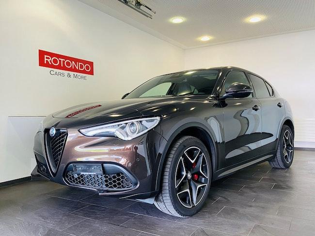 Alfa Romeo Stelvio 2.0 TI Q4 Automatic 25'700 km 46'500 CHF - kaufen auf carforyou.ch - 1