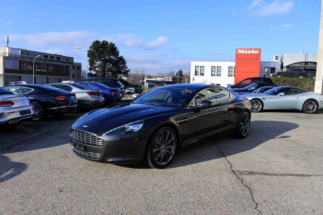 Aston Martin Rapide 5.9 V12 Touchtronic 2 85'500 km 49'900 CHF - acheter sur carforyou.ch - 1