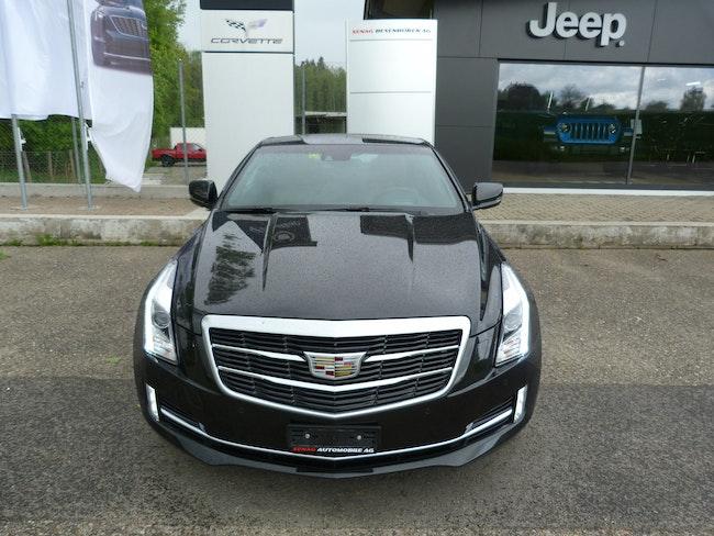 Cadillac ATS Coupé 2.0 Turbo Premium AWD Automatic 57'000 km 24'800 CHF - kaufen auf carforyou.ch - 1