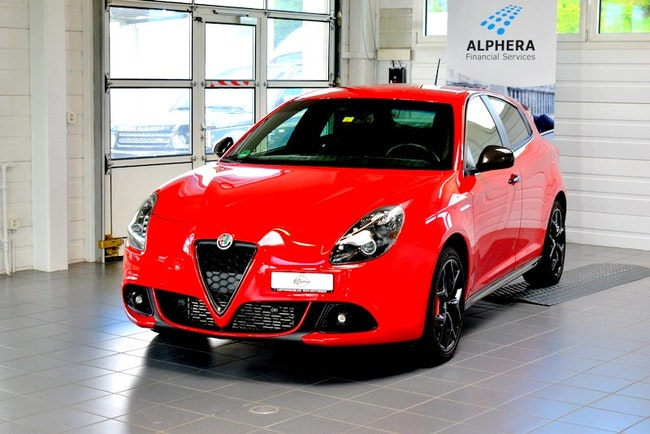 Alfa Romeo Giulietta 2.0 JTDM Veloce TCT 41'000 km 23'900 CHF - acquistare su carforyou.ch - 1