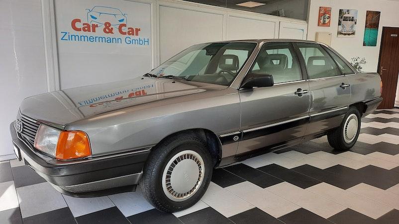 Audi 100 2.3 CC 158'000 km CHF5'900 - buy on carforyou.ch - 1