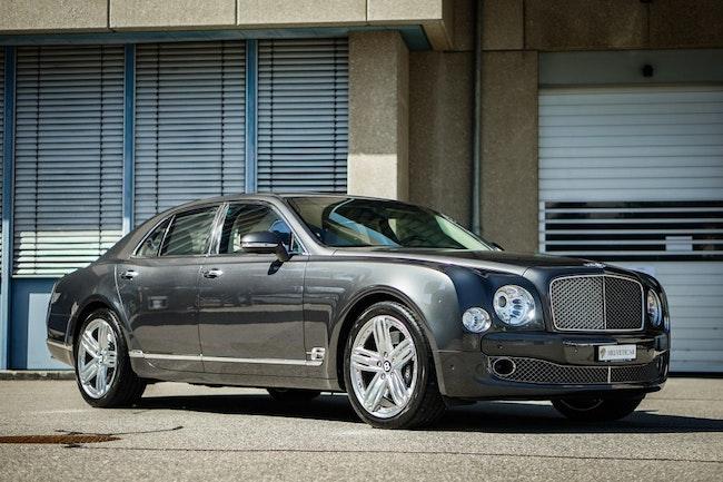 Bentley Mulsanne Mulsanne 74'300 km 82'400 CHF - kaufen auf carforyou.ch - 1