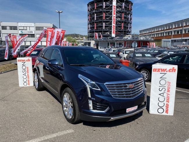 Cadillac XT5 Crossover 3.6 Platinum Automatic 81'300 km 29'800 CHF - acheter sur carforyou.ch - 1