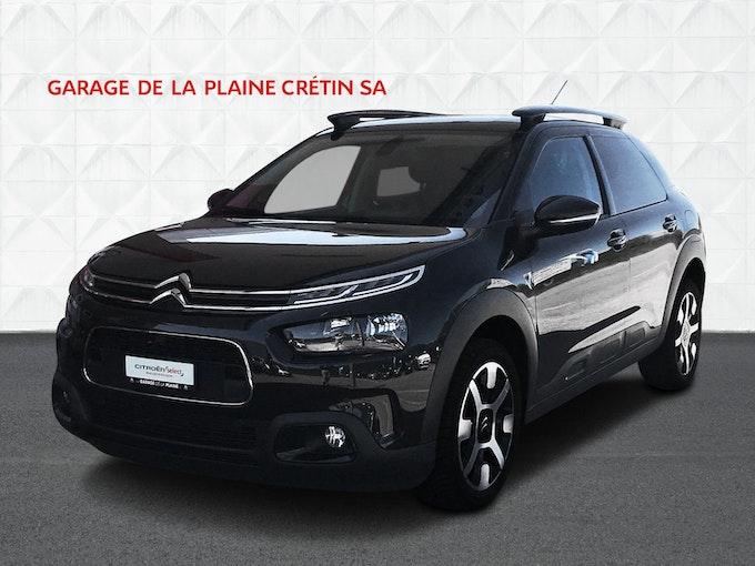 Citroën C4 Cactus 1.2 Pure Tech Shine 71'000 km CHF14'900 - kaufen auf carforyou.ch - 1