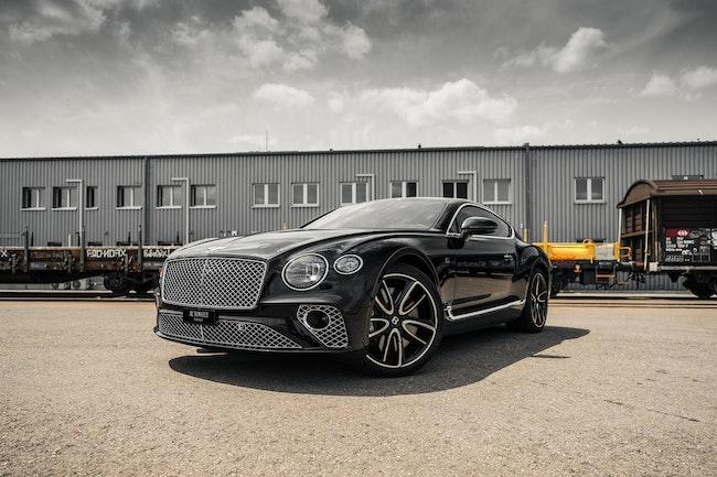 Bentley Continental GT 6.0 W12 69'300 km 178'000 CHF - acheter sur carforyou.ch - 1