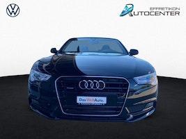 Audi A5 Cabrio 2.0 TFSI quatt 32'500 km 24'800 CHF - buy on carforyou.ch - 2