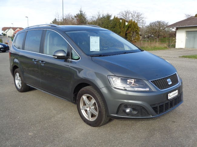 SEAT Alhambra 1.4 TSI Entry S/S 95'000 km CHF15'800 - buy on carforyou.ch - 1