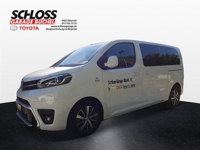 Toyota Proace Verso 2.0 D-4D Trend Medium 14'000 km 44'500 CHF - kaufen auf carforyou.ch - 1