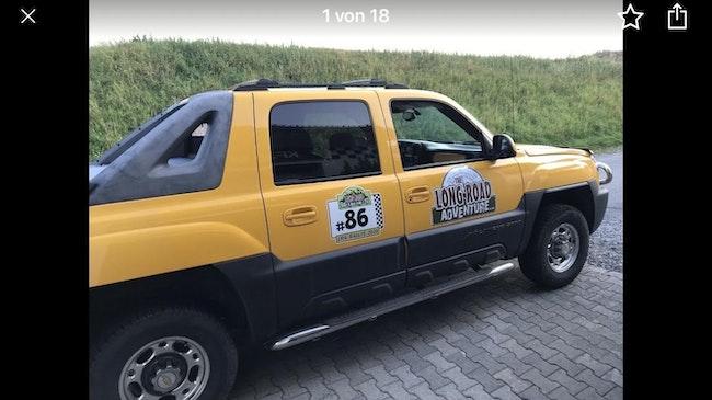 Chevrolet Avalanche 8.1 Star Motors 125'700 km 29'000 CHF - kaufen auf carforyou.ch - 1