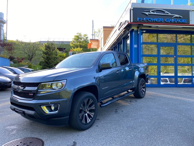 Chevrolet Colorado Z71 64'000 km 34'900 CHF - acheter sur carforyou.ch - 1