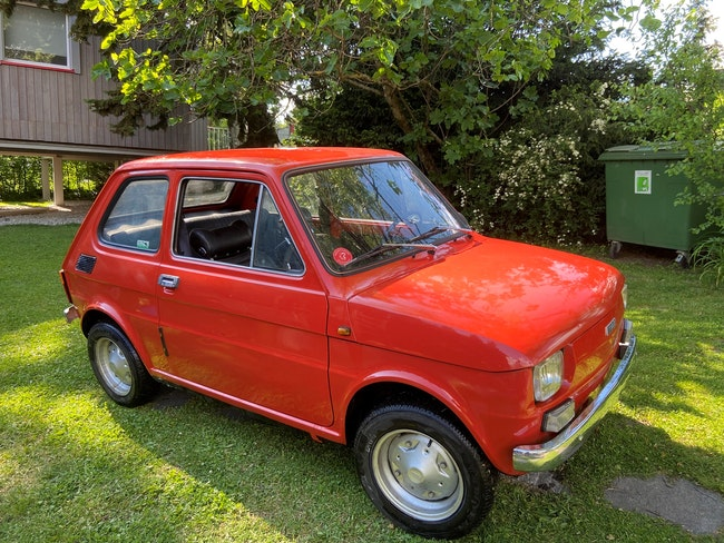 Fiat 126 (I) 126 A 65'580 km CHF5'900 - buy on carforyou.ch - 1
