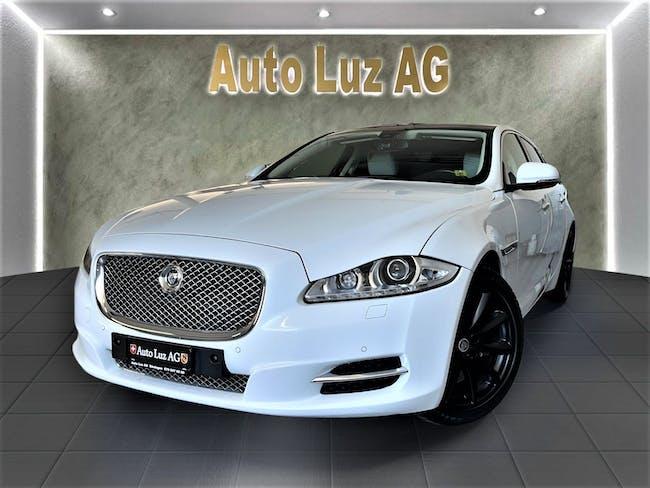 Jaguar XJ 3.0d V6 Luxury Automatic 92'500 km CHF25'990 - buy on carforyou.ch - 1
