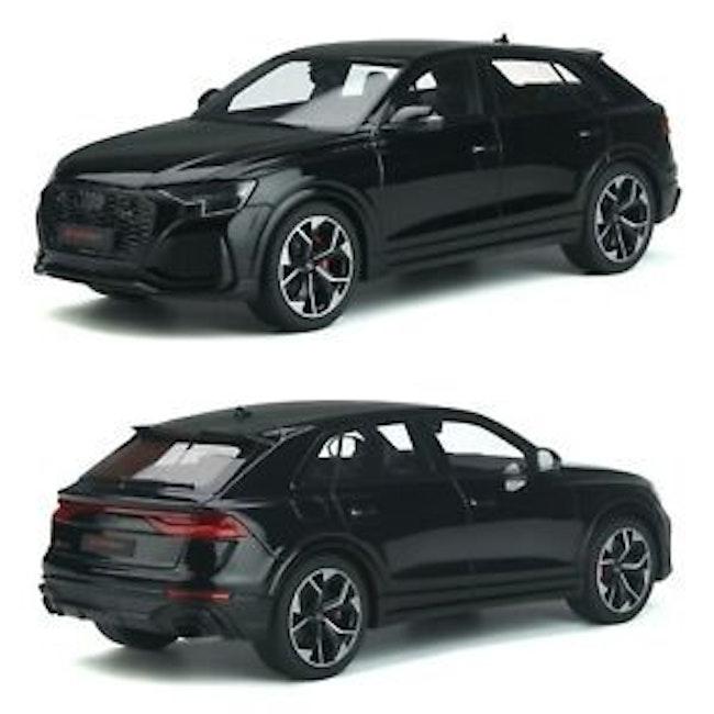 Audi SQ8 RS Q8 4.0 V8 TFSI quattro T-Tronic 100 km 195'900 CHF - kaufen auf carforyou.ch - 1