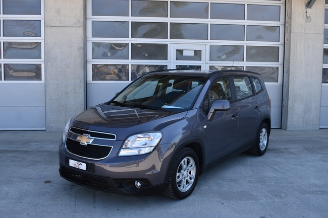Chevrolet Orlando 2.0 VCDi LTZ Automatic 28'000 km 12'900 CHF - kaufen auf carforyou.ch - 1