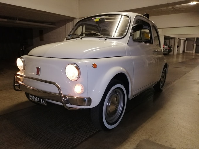 Fiat 500L 78'874 km 14'450 CHF - buy on carforyou.ch - 1
