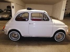 Fiat 500L 78'874 km 14'450 CHF - buy on carforyou.ch - 2