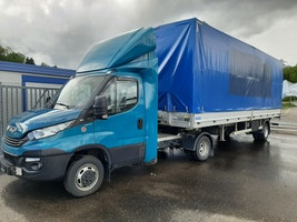 Iveco Daily / Turbo Daily Daily 50C21A8/P mit Auflieger 250'000 km 41'500 CHF - acheter sur carforyou.ch - 2
