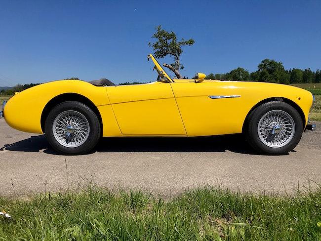 Austin Healey 100/4 BN1  - Le Mans Kit 5'000 km 88'000 CHF - kaufen auf carforyou.ch - 1