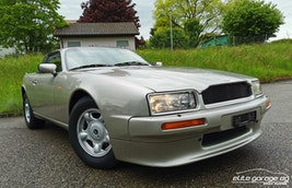 Aston Martin Virage Saloon 46'800 km CHF69'800 - buy on carforyou.ch - 3