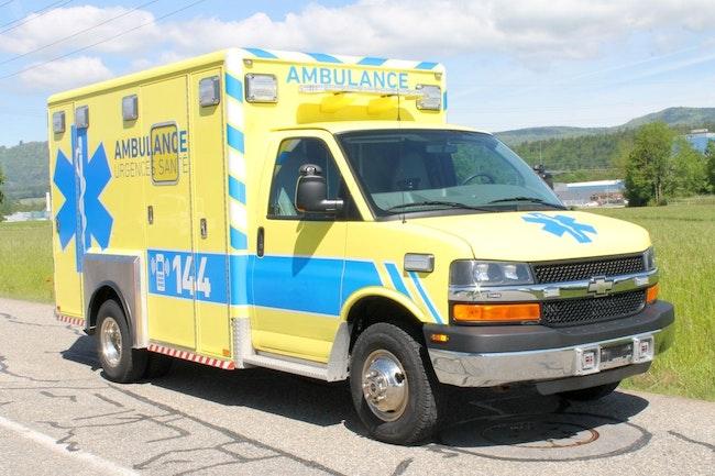 Chevrolet Silverado Express Ambulance 57'800 km 24'900 CHF - kaufen auf carforyou.ch - 1