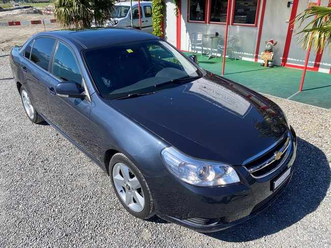 Chevrolet Epica 2.0 VCDi LT Automatic 134'000 km 4'900 CHF - acheter sur carforyou.ch - 1