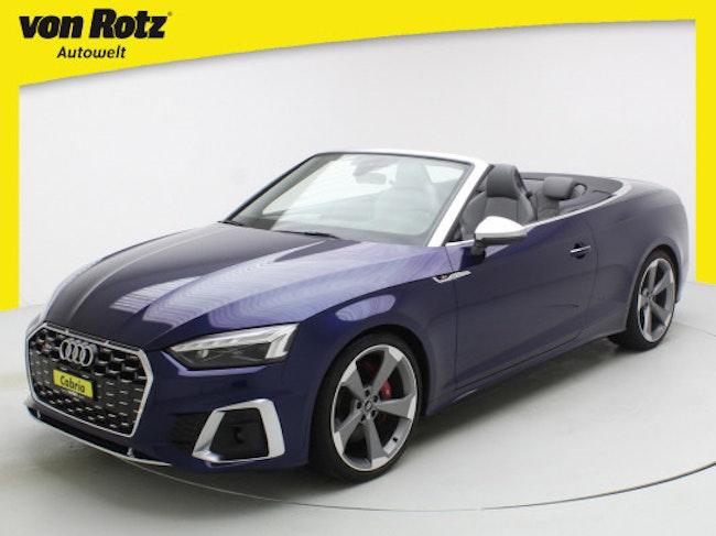 Audi S5 Cabrio 3.0 TFSI quatt. 17'100 km 72'900 CHF - buy on carforyou.ch - 1