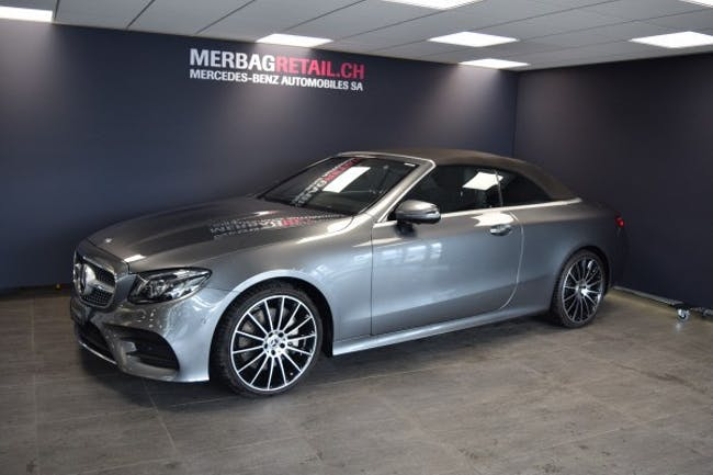 Mercedes-Benz E-Klasse E 350 AMG Line 8'900 km CHF60'900 - buy on carforyou.ch - 1