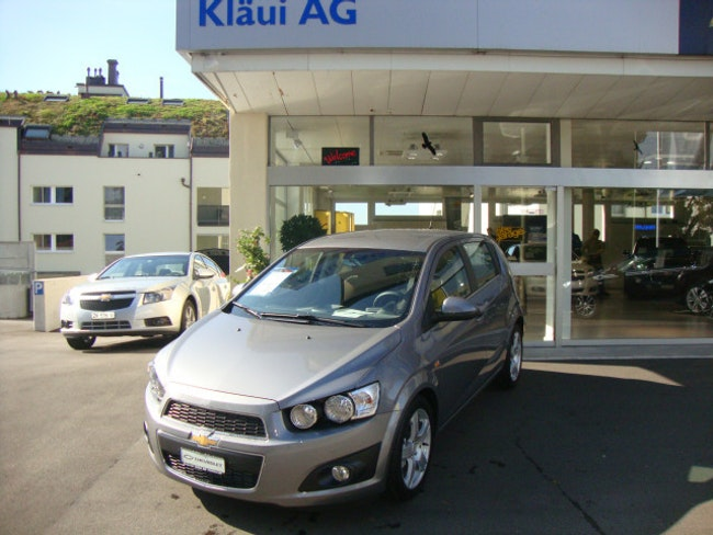 Chevrolet Aveo 1.3 TCDi LTZ 1'580 km 11'800 CHF - acheter sur carforyou.ch - 1