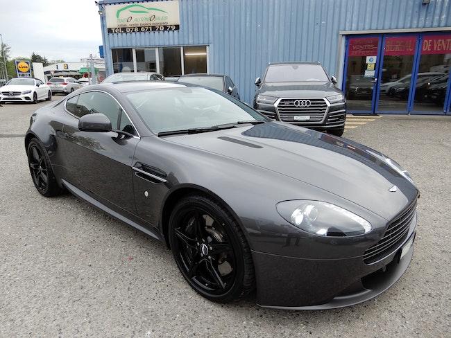 Aston Martin V8 Vantage 4.7 Sportshift 42'500 km 79'980 CHF - acheter sur carforyou.ch - 1