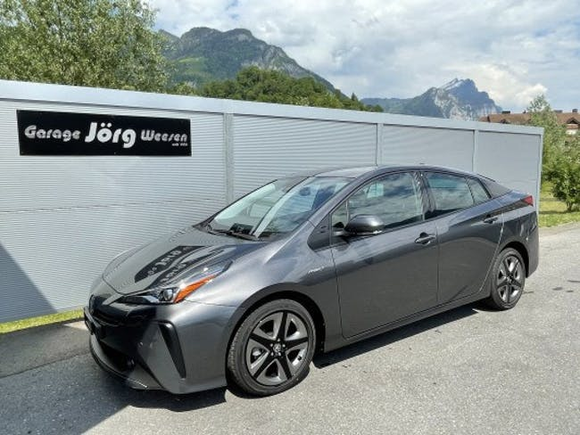Toyota Prius 1.8 HSD Prem. AWD-i 3'800 km CHF33'900 - kaufen auf carforyou.ch - 1
