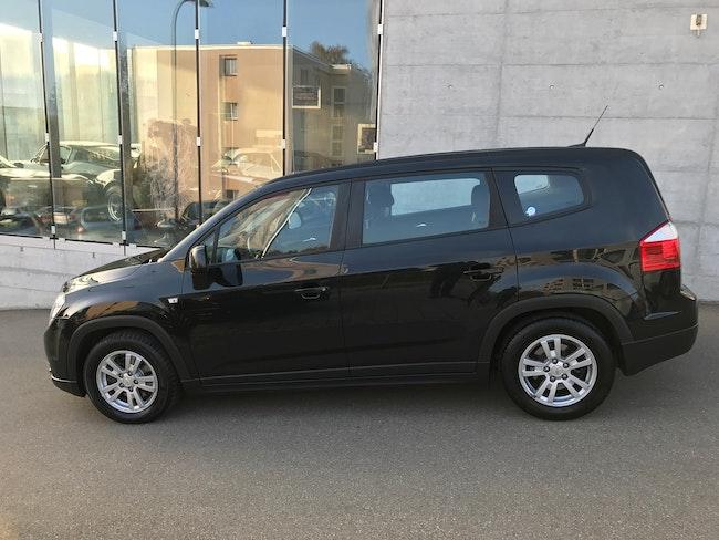 Chevrolet Orlando 1.8 LTZ Automatic 64'930 km 11'400 CHF - acheter sur carforyou.ch - 1