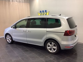 SEAT Alhambra 2.0 TDI Xcellence 17'000 km 35'700 CHF - buy on carforyou.ch - 2