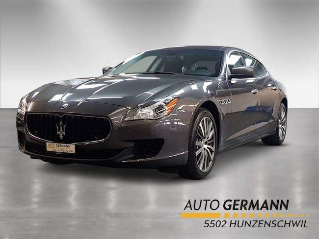 Maserati Quattroporte 3.0 V6 S Q4 40'300 km CHF45'500 - kaufen auf carforyou.ch - 1