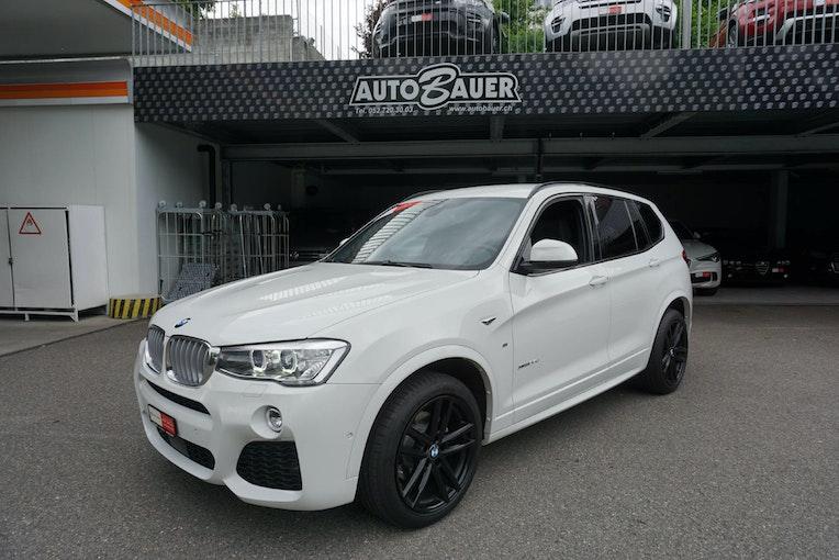 BMW X3 35d xDrive SAG M-Sport 79'900 km 35'600 CHF - buy on carforyou.ch - 1