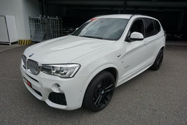 BMW X3 35d xDrive SAG M-Sport 79'900 km 35'600 CHF - buy on carforyou.ch - 2