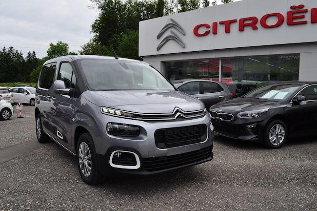 Citroën Berlingo 1.2 PureTech 130 Swiss Edition 20 km 29'140 CHF - kaufen auf carforyou.ch - 1