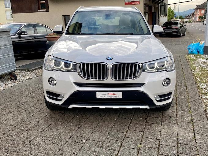 BMW X3 xDrive 20d xLine 206'000 km 14'999 CHF - buy on carforyou.ch - 1