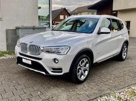 BMW X3 xDrive 20d xLine 206'000 km 14'999 CHF - buy on carforyou.ch - 2