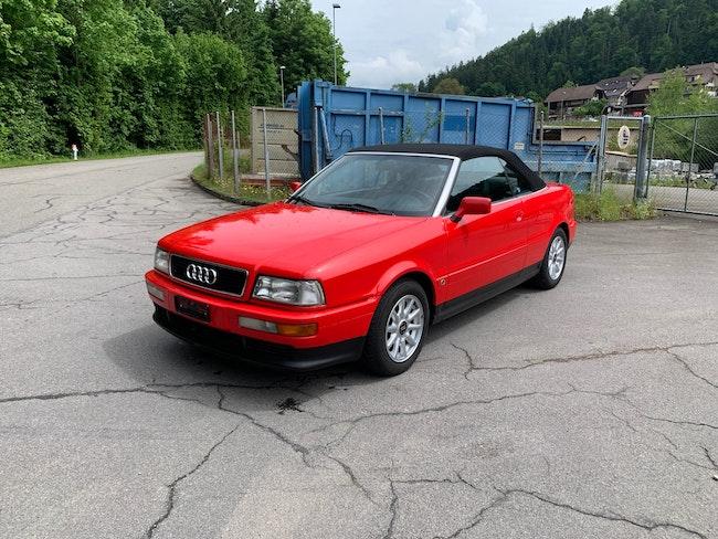 Audi Cabriolet 2.8 E 93'800 km 8'999 CHF - acheter sur carforyou.ch - 1