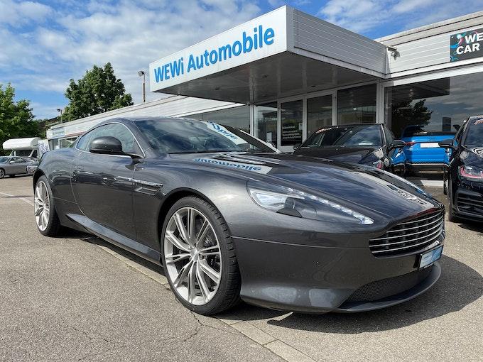 Aston Martin Virage Coupé V12 5.9-48 Touchtronic2 35'000 km CHF79'895 - buy on carforyou.ch - 1