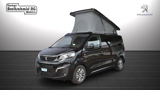 Peugeot Traveller Allure Camping Stan.EAT TRAVELLER 19 km CHF63'700 - acheter sur carforyou.ch - 1