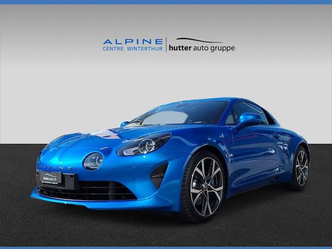 Alpine A110 1.8 Turbo Légende 50 km CHF76'558 - acquistare su carforyou.ch - 1