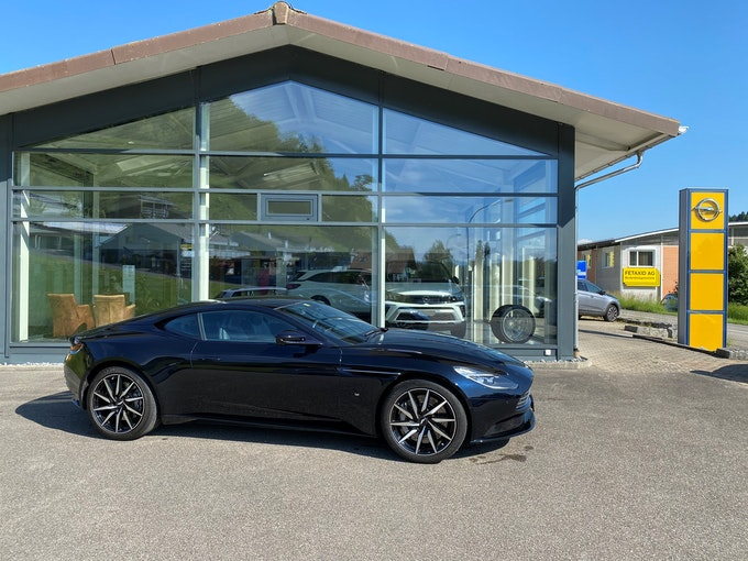 Aston Martin DB11 V12 Launch Edition Touchtronic 3 24'900 km CHF134'900 - buy on carforyou.ch - 1