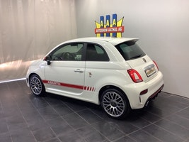 Fiat 500 Abarth 595 1.4 16V Turbo Abarth 10 km 21'800 CHF - buy on carforyou.ch - 2