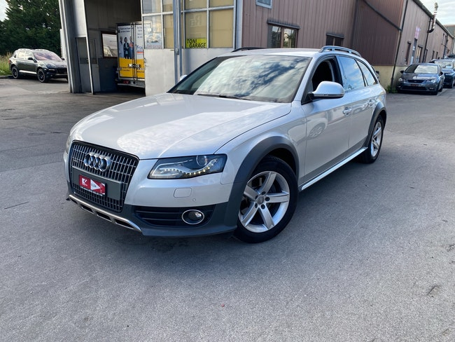 Audi A4 Allroad 2.0 TFSI quattro S-tronic 210'000 km 6'900 CHF - acheter sur carforyou.ch - 1