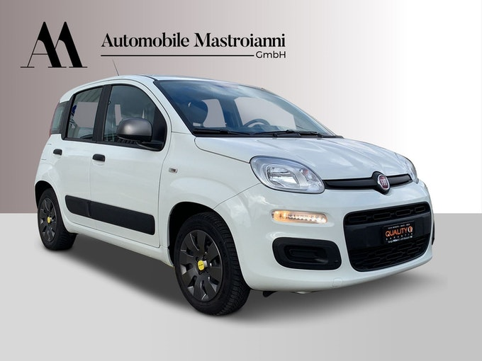 Fiat Panda 1.2 69 Young 27'200 km 7'700 CHF - buy on carforyou.ch - 1